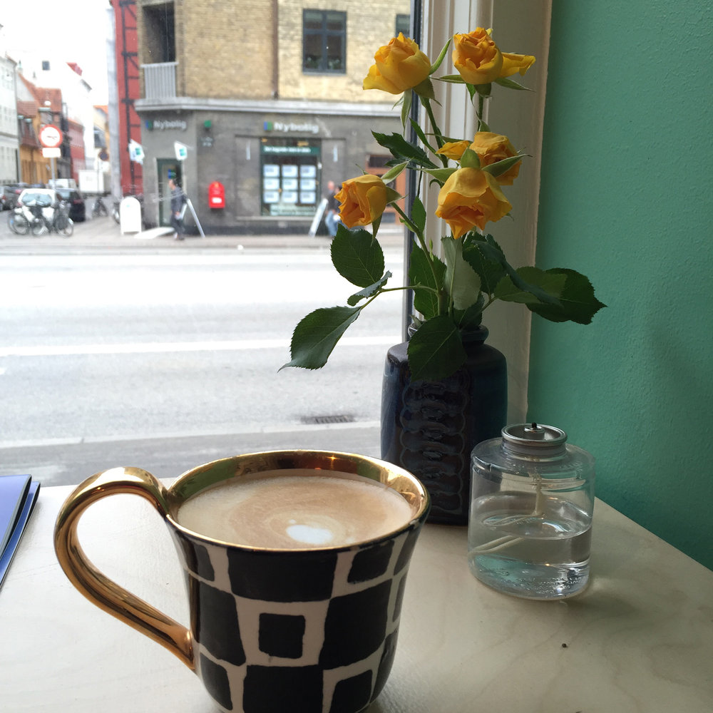 Slow Coffee in Christianshavn, September 2016