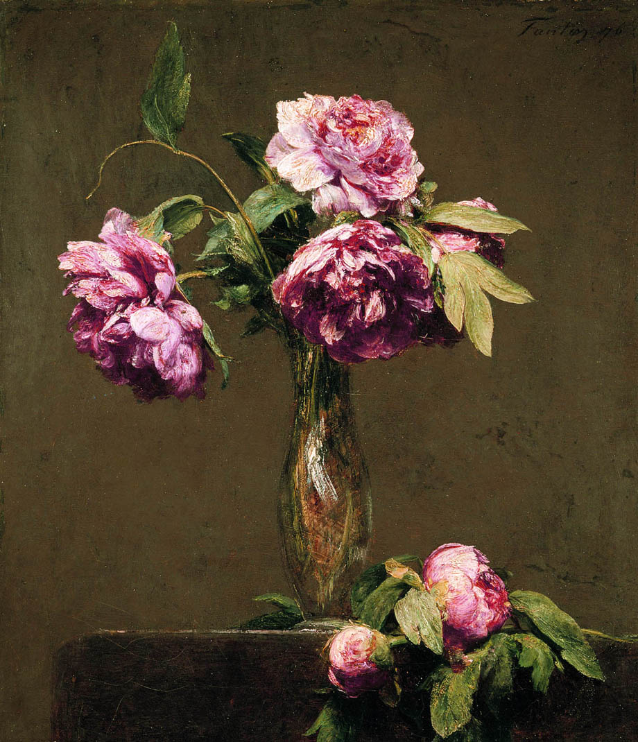 Original Painting by Fantin Latour