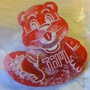 Our current product is in the shape of Tim the Beaver - show your MIT pride with this unique licensed cookie cutter!