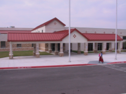 Point of Grace matured literally and figuratively and moved into a bigger space in Ridgeview Middle School in Round Rock.