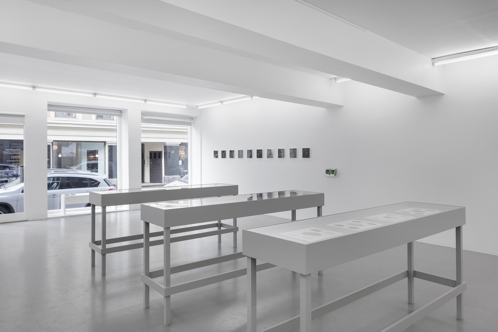 Installation of Album 31,  Fotogalleriet, Oslo , 20.03.2015 - 10.05.2015