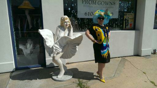 Marilyn and Rose Ellen