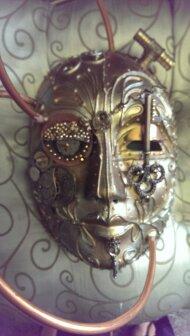 Automaton Mask
