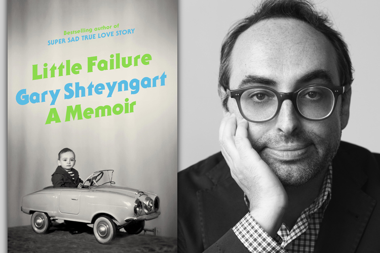 Shteyngart to discuss satirical memoir 'Little Failure'