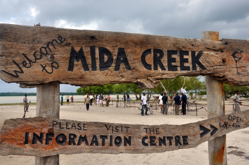 Welcome to Mida Creek!