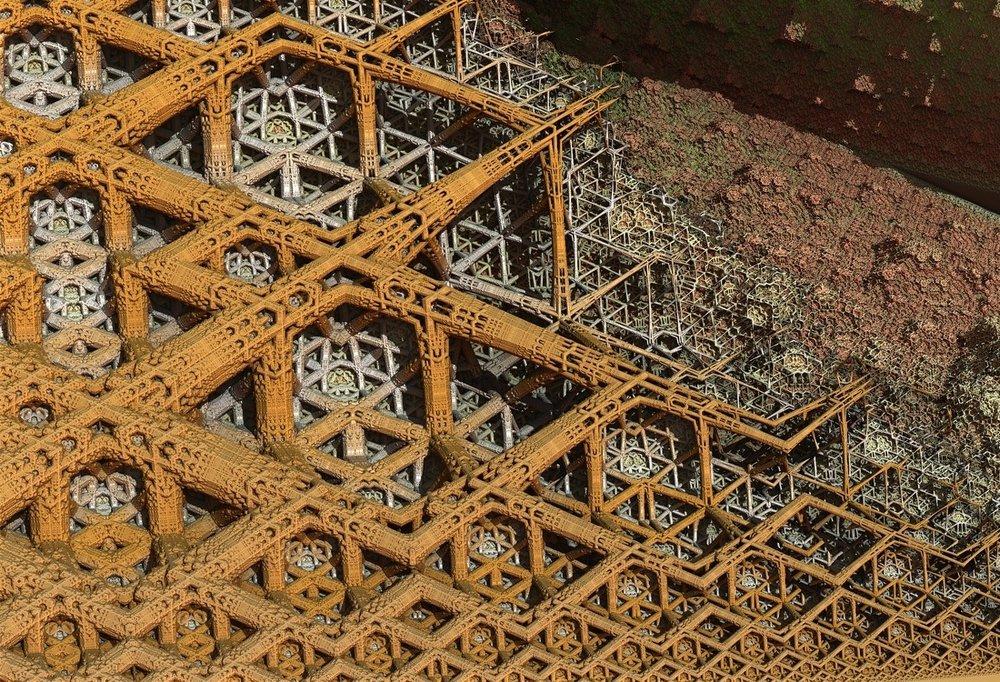 Image SourceA fractal structure