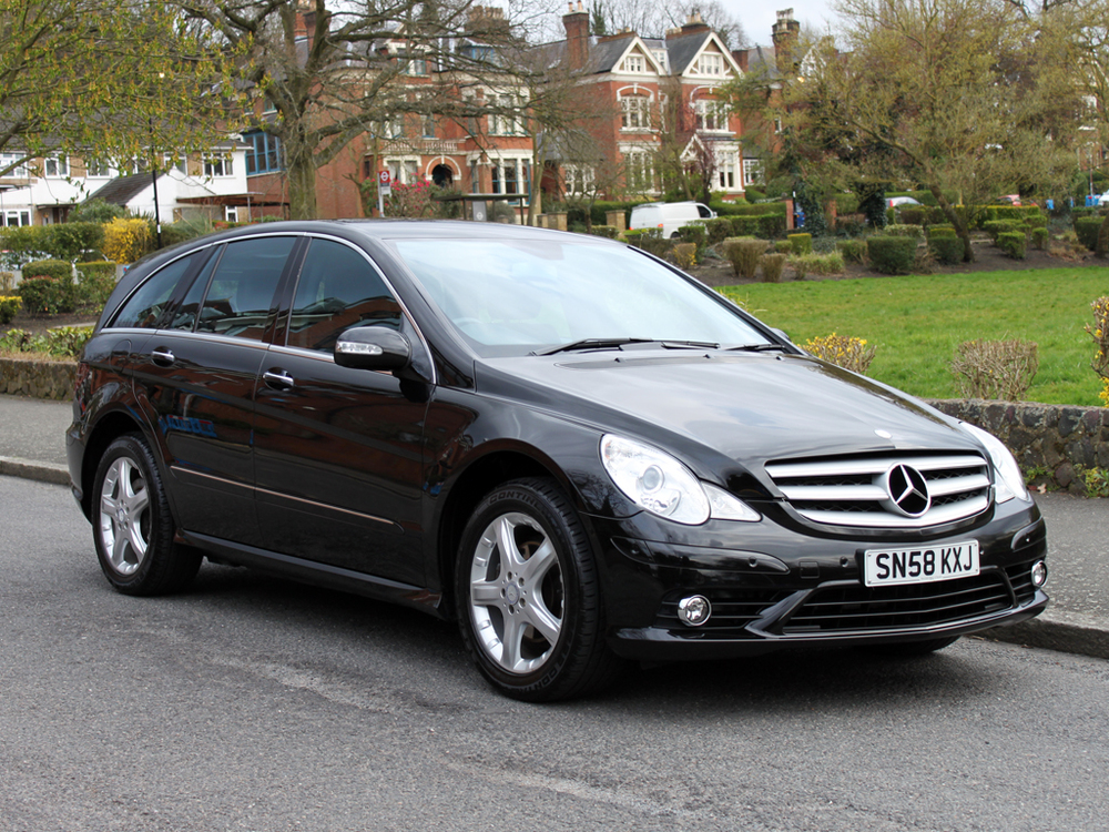 Mercedes-Benz R320 CDI Sport - Sold — Synergy
