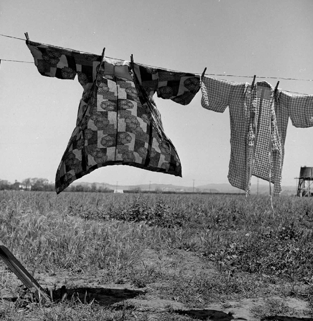 Dorothea Lange Collection, The Oakland Museum of Caifornia