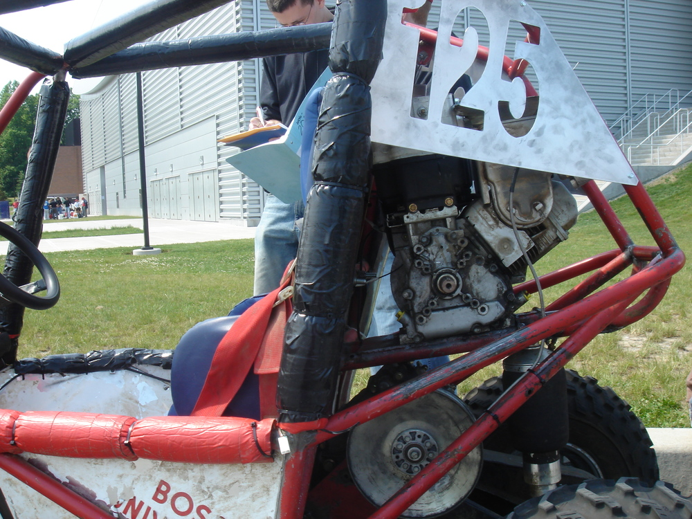Car 125 at RIT 2007