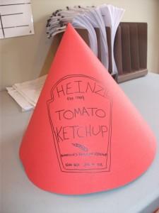 Heinz cap!