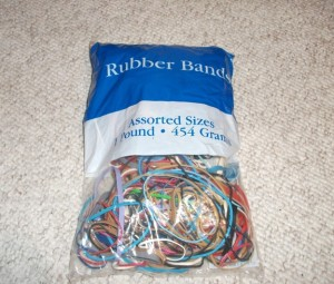 Bag O'Bands!!