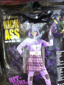 Store version of Hit Girl!!
