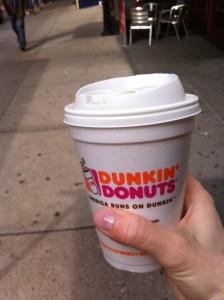 Dunkin D's!!!