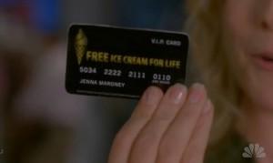 Free ice cream for life? Dream come true!