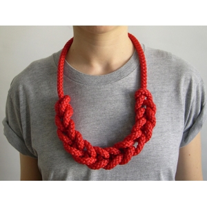 Rope necklace for 45 Euro or $61!!