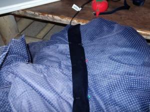 Velvet waist!