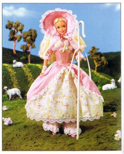 Little Bo Peep Barb!