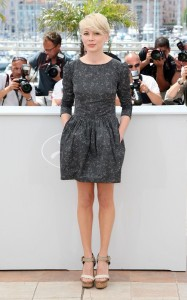 Michelle Williams in Cannes!