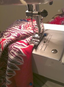 Sew time