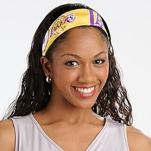 Lakers Headband!!