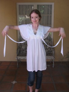 Dye Tutorial Dress!!