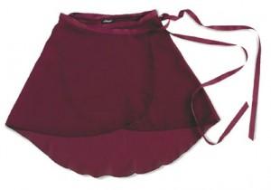 Capezio's ballet skirt!