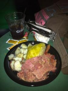 Corned beef!