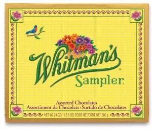 Whitman's!!