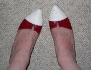 My heels!!