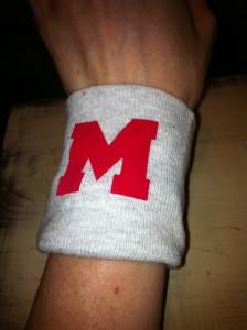 Wristband!!
