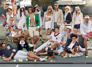 Tommy Hilfiger's Spring 2011 Campaign