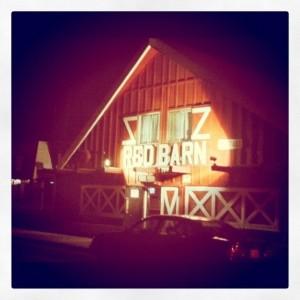Red Barn!