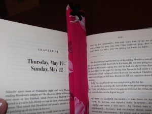 Bookmark time!!