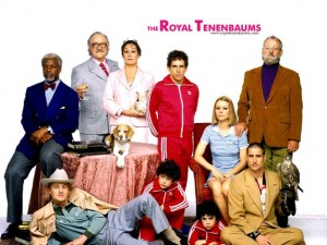 The Royal Tenenbaums!