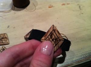 Hand stitching!!