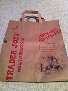 TJ's bag!!