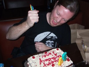 MRC hacking the cake