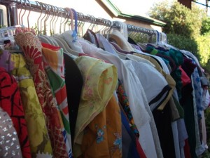 Garment Rack of Goodies!!