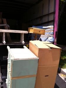 Dresser & Wardrobe Box!