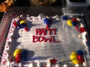 Inaugurational Cake!