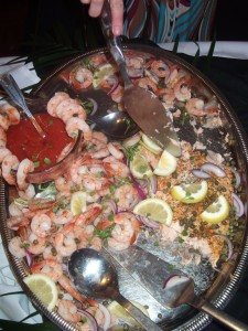 Le Spread du Shrimp