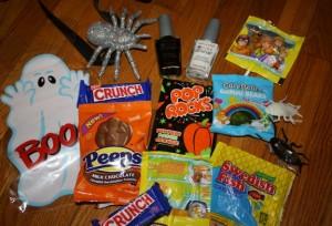 Halloween goodies!