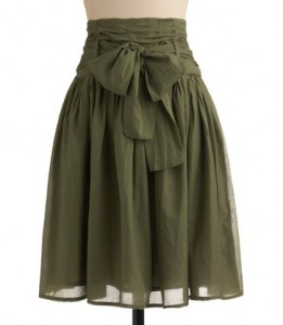 Modcloth's Olive Version - $49.99