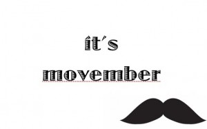 Movember!!