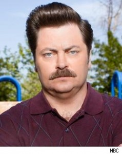 Nick Offerman is also the man!
