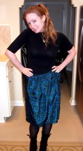 Yay, skirt!