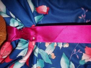 More ribbon pinning!
