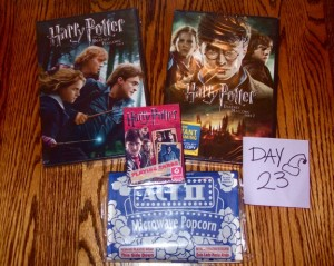 Day 23 Giveaway Goodies