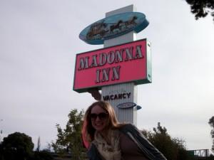 The Madonna Inn!!