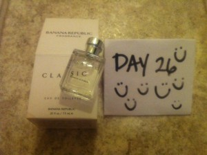 Day 26 Giveaway Goodies